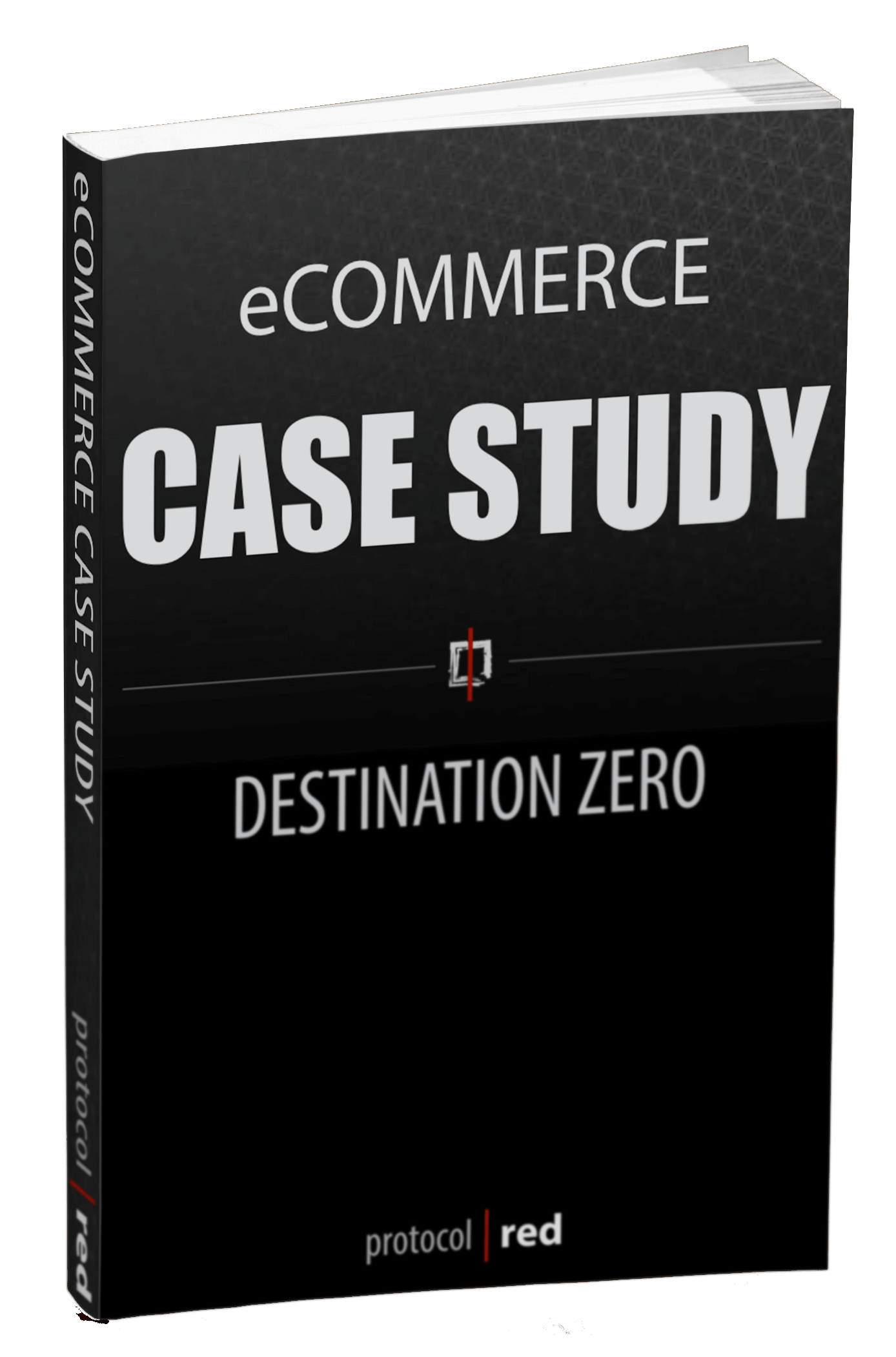case study book cover